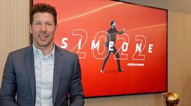 Simeone'yle 2022'ye...
