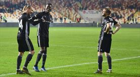 Beşiktaş bu sezon ilk kez!