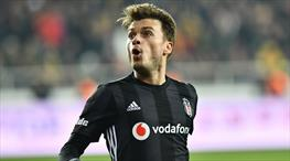 Beşiktaş'a galibiyeti getiren gol Ljajic'ten!
