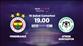 Fenerbahçe - Atiker Konyaspor (CANLI)