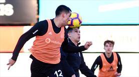Beşiktaş'ta derbi measisi sürüyor