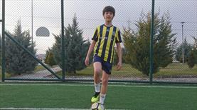13'lük yetenek Fenerbahçe'de
