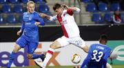 Slavia Prag şovla turladı