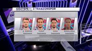 Sizce Göztepe - Trabzonspor maçının yıldızı kimdi?