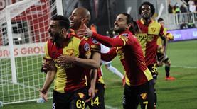 Göztepe'nin hedefi yarı final!
