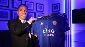 Leicester Brendan Rodgers'ı açıkladı