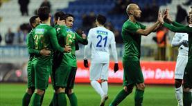 Akhisarspor yarı finalde