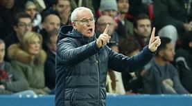 Ranieri gönderildi