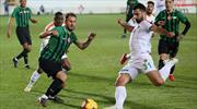 Akhisarspor - Aytemiz Alanyaspor: 3-1 (ÖZET)