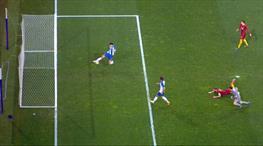 Pepe'den maça damga vuran hareket