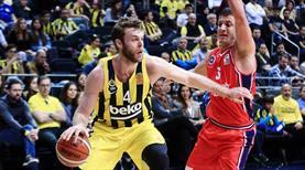 Fenerbahçe Beko ligde yara sardı