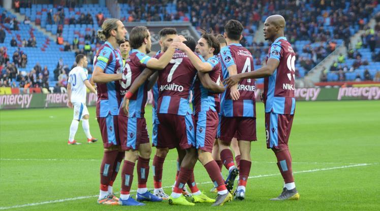 Trabzonspor sahasında kolay geçit vermiyor