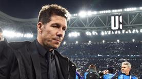 Simeone'den Ronaldo övgüsü