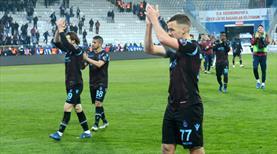 Trabzonspor'dan Erzurumspor'a teşekkür