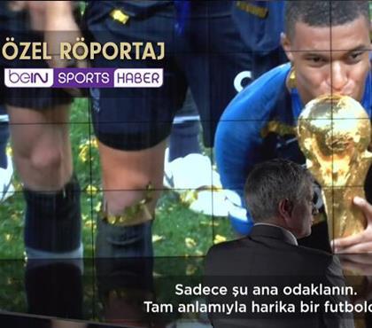 """Mbappe'ye övgüler: """"Dünyadaki en değerli futbolcu"""""""