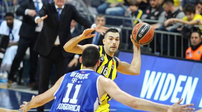 Fenerbahçe Beko son çeyrekte uyandı (ÖZET)