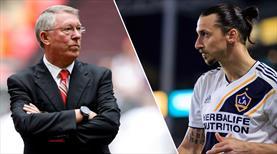 """Zlatan açtı ağzını, yumdu gözünü: """"Artık Ferguson yok"""""""
