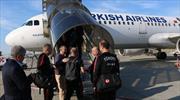 Milliler Arnavutluk'tan ayrıldı