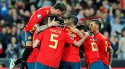 İspanya evinde hata yapmadı