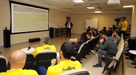Fenerbahçe'ye oyun kuralları semineri