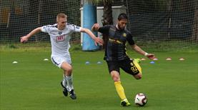 EY Malatyaspor'dan Galatasaray provası