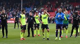 Huddersfield'dan erken veda (ÖZET)