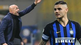 Inter'de soğuk savaş! Spaletti Icardi'ye meydan okudu!