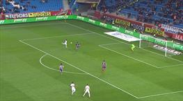 Süper Lig'de perde müthiş golle açıldı