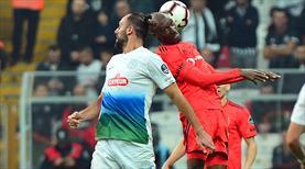 Beşiktaş Çaykur Rizespor ile 36. randevuda