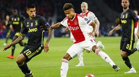 Ajax'tan Juventus'a da geçit yok (ÖZET)