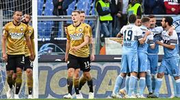 Lazio hayata döndü (ÖZET)