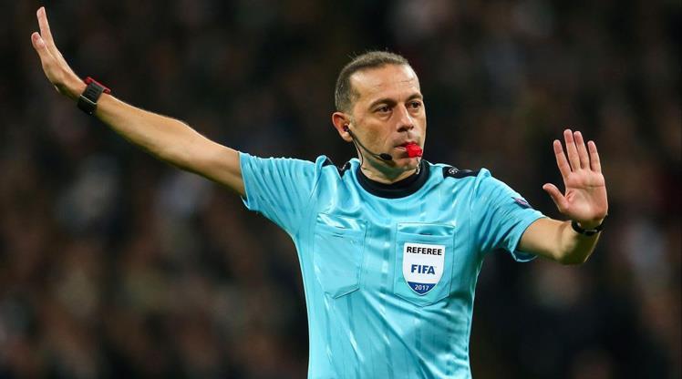 İşte Spor Toto Süper Lig'de haftanın hakemleri