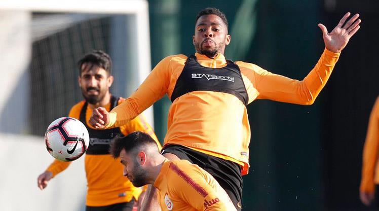 Galatasaray Kayseri maçına hazır