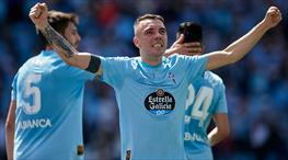 6 puanlık maç Celta Vigo'nun (ÖZET)