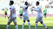 Akhisarspor - Antalyaspor: 1-2 (ÖZET)