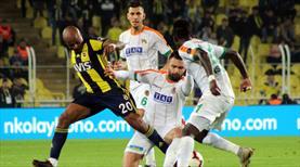 Fenerbahçe Alanya deplasmanında