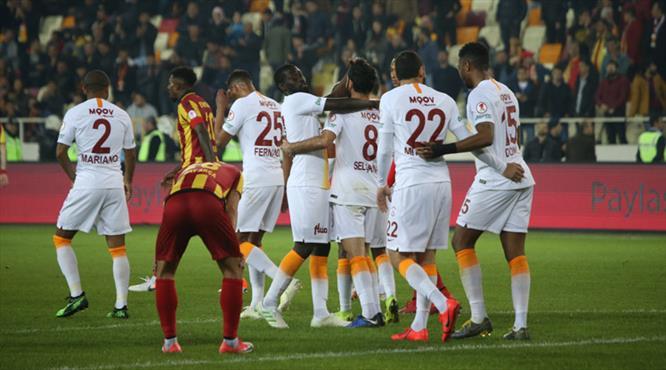 Galatasaray 23. kez finalde