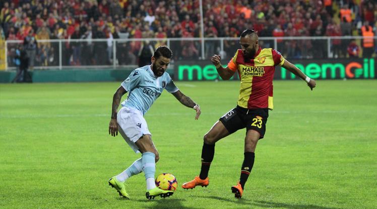 Bilyoner ile günün maçı: Medipol Başakşehir - Göztepe