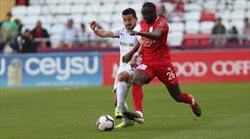 Antalyaspor - BB Erzurumspor: 1-1 (ÖZET)