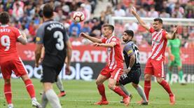 Girona'da Sevilla'ya büyük şok