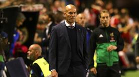 Zidane'dan oyuncuları sert uyarı