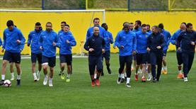 Ankaragücü'nde Başakşehir hazırlıkları