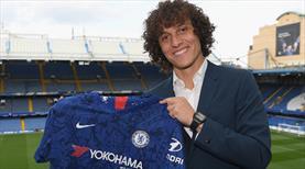 David Luiz nikah tazeledi