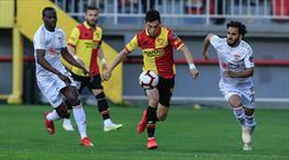 Göztepe - Demir Grup Sivasspor: 3-3 (ÖZET)