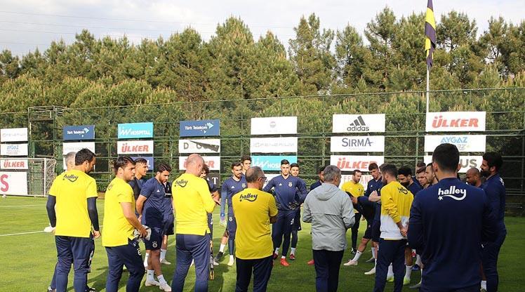 Fenerbahçe'de BB Erzurum mesaisi başladı