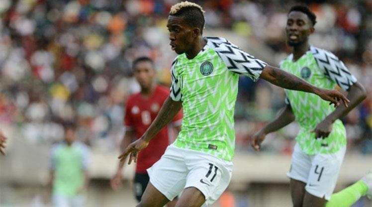 Nijerya'ya Süper Lig'den 3 yıldız