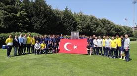 Fenerbahçe'den 19 Mayıs fotoğrafı