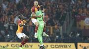 Galatasaray kilidi Feghouli'nin müthiş golüyle açtı