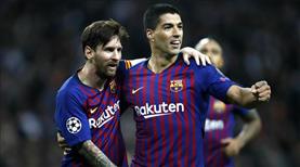 Barcelona'nın forvetine 4 aday