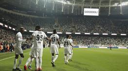 Beşiktaş - Kasımpaşa: 3-2 (ÖZET)